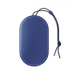 Bluetooth reproduktor B&O PLAY P2 - královská modrá