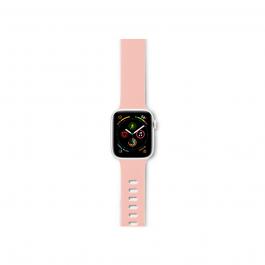 Silikonový řemínek pro APPLE WATCH 38/40 mm EPICO - růžový
