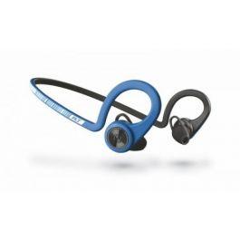 Bezdrátová sluchátka Plantronics BackBeat Fit Stereo - modrá
