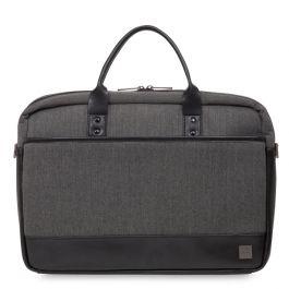 Brašna na MacBook Knomo PRINCETON 15palcová - šedá