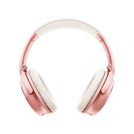 Bezdrátová sluchátka Bose QuietComfort 35 II - růžově zlatá