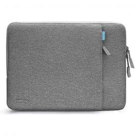 "Obal tomtoc pro 13"" MacBook Pro / Air (2016+) - šedý"