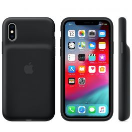 Apple iPhone XS Smart Battery Case dobíjecí obal černý