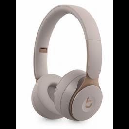 Bezdrátová sluchátka s potlačováním hluku Beats Solo Pro – šedá