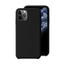 EPICO SILICONE CASE 2019 iPhone 11 Pro - black