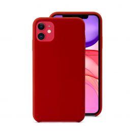 Silikonový kryt EPICO na iPhone 11 - červený