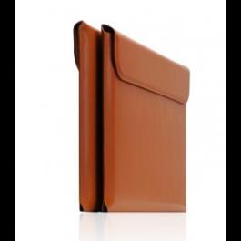 """Obal na MacBook 15"""" """"SLG D5 CAL kožený hnědý"""