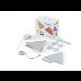 Dekorativní trojúhelníkové chytré osvětlení Nanoleaf- Startovní sada (4ks)