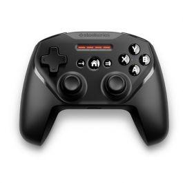 Herní ovladač SteelSeries Nimbus+ Wireless G s držákem pro telefon V2