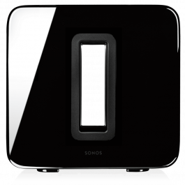 Sonos SUB GLOSS Wireless Subwoofer Black