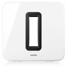 Sonos SUB GLOSS Wireless Subwoofer White
