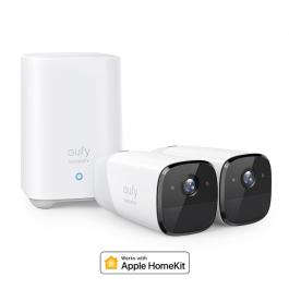 Bezpečnostní kamera Eufy EufyCam 2 Kit (2 ks)