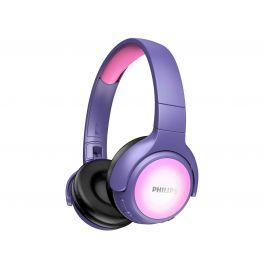Bezdrátová sluchátka pro děti Philips TAKH402PK/00, růžová
