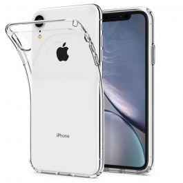 Kryt Spigen Liquid Crystal - iPhone XR průhledný
