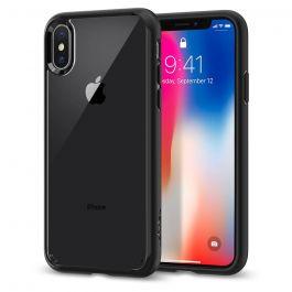 Kryt na iPhone Xs/X Spigen Ultra Hybrid - černý