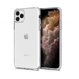 Kryt na iPhone 11 Pro Spigen Crystal Flex - průhledný