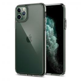 Kryt na iPhone 11 Pro Spigen Crystal Hybrid - průhledný