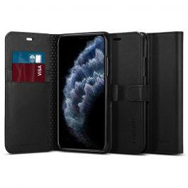 Kryt na iPhone 11 Pro Spigen Wallet S - černý