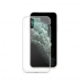 EPICO TWIGGY GLOSS CASE iPhone 11 Pro Max - bílý průhledný