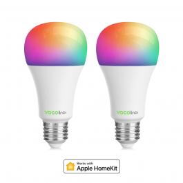 Chytrá žárovka Vocolinc L3 Colorlight (2 ks)