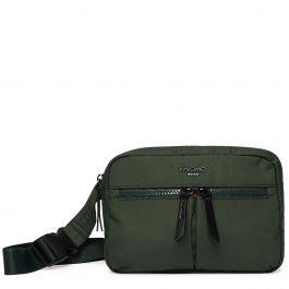 Dámská taška přes rameno Knomo PALERMO - zelená