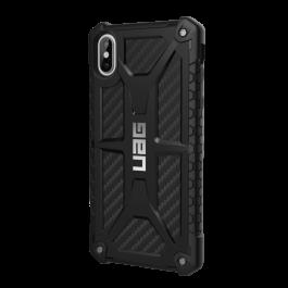 Kryt na iPhone XR UAG Monarch - černý carbon