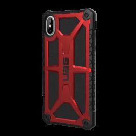 Kryt na iPhone XS Max UAG Monarch - červený