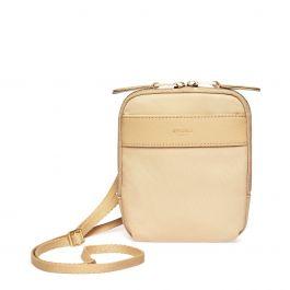 Dámská taška přes rameno Knomo REX - béžová