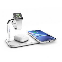 Hliníková bezdrátová nabíječka ZENS + pro Apple Watch 10W