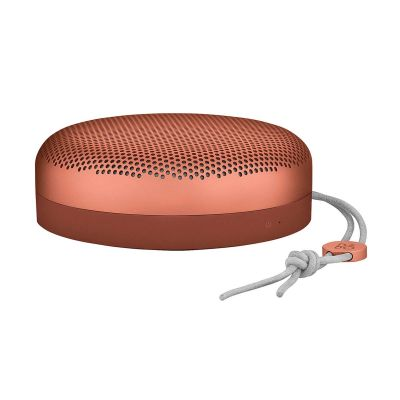 Bluetooth reproduktor B&O PLAY - BeoPlay A1 - Tangerine Red