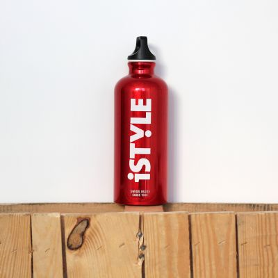 SIGG sportovní láhev iSTYLE - červená
