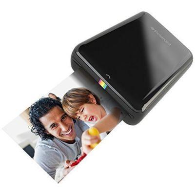 Bezdrátová fototiskárna Polaroid ZIP pro iOS - černá