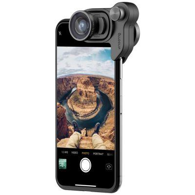 Sada objektivů pro iPhone X OlloClip
