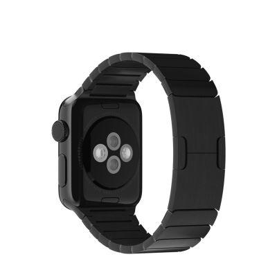 Apple 38mm vesmírně černý článkový tah (řemínek)