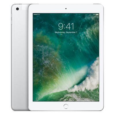 iPad Wi-Fi + Cellular 128GB - stříbrný