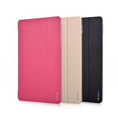 """Devia Light Grace, kožený kryt pro iPad Pro 9,7"""" / Air 2, černý"""