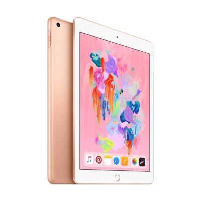 iPad Wi-Fi 128GB - zlatý