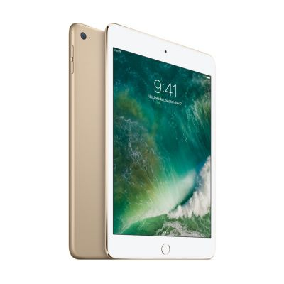 iPad mini 4 Wi-Fi 128GB - zlatý mk9q2fd/a
