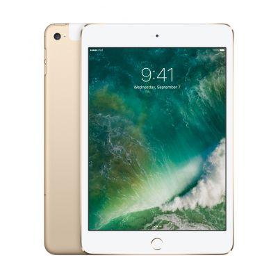 iPad mini 4 Wi-Fi + Cellular 128GB - zlatý mk782fd/a