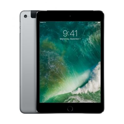 iPad mini 4 Wi-Fi + Cellular 128GB - vesmírně šedý mk762fd/a
