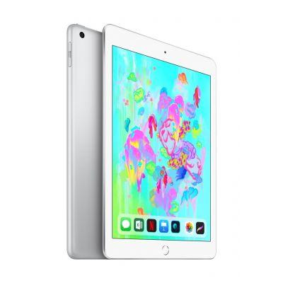 iPad Wi-Fi 128GB - stříbrný