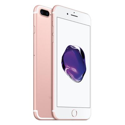 Apple iPhone 7 Plus 128GB - růžově zlatý