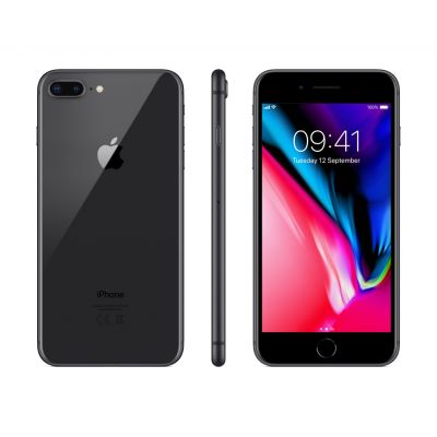 iPhone 8 Plus 64GB vesmírně šedý
