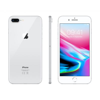 iPhone 8 Plus 256GB stříbrný