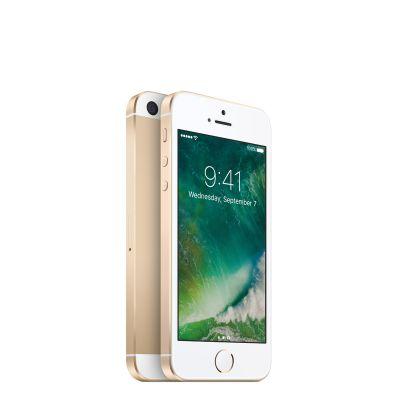 Apple iPhone SE 128GB - zlatý