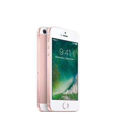 Apple iPhone SE 32GB - růžově zlatý