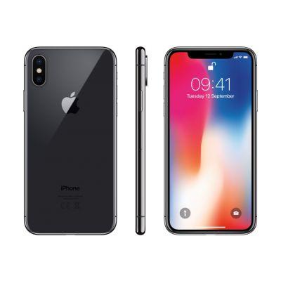iPhone X 64GB vesmírně šedý