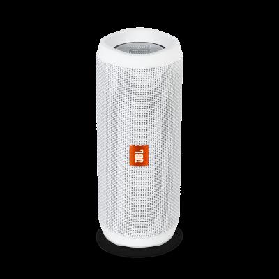Bluetooth reproduktor JBL Flip 4 voděodolný - bílý