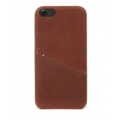 Kryt na iPhone 7 Decoded Back Cover - hnědý