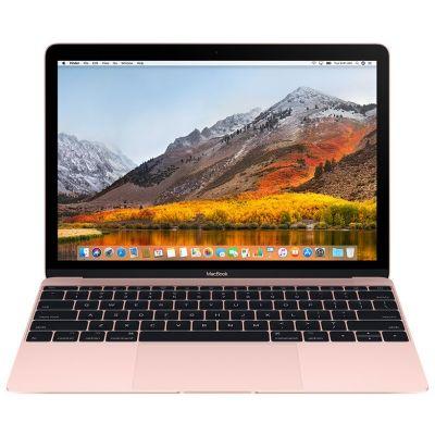 """MacBook 12"""" 512 GB – růžově zlatý (mnyn2cz/a)"""